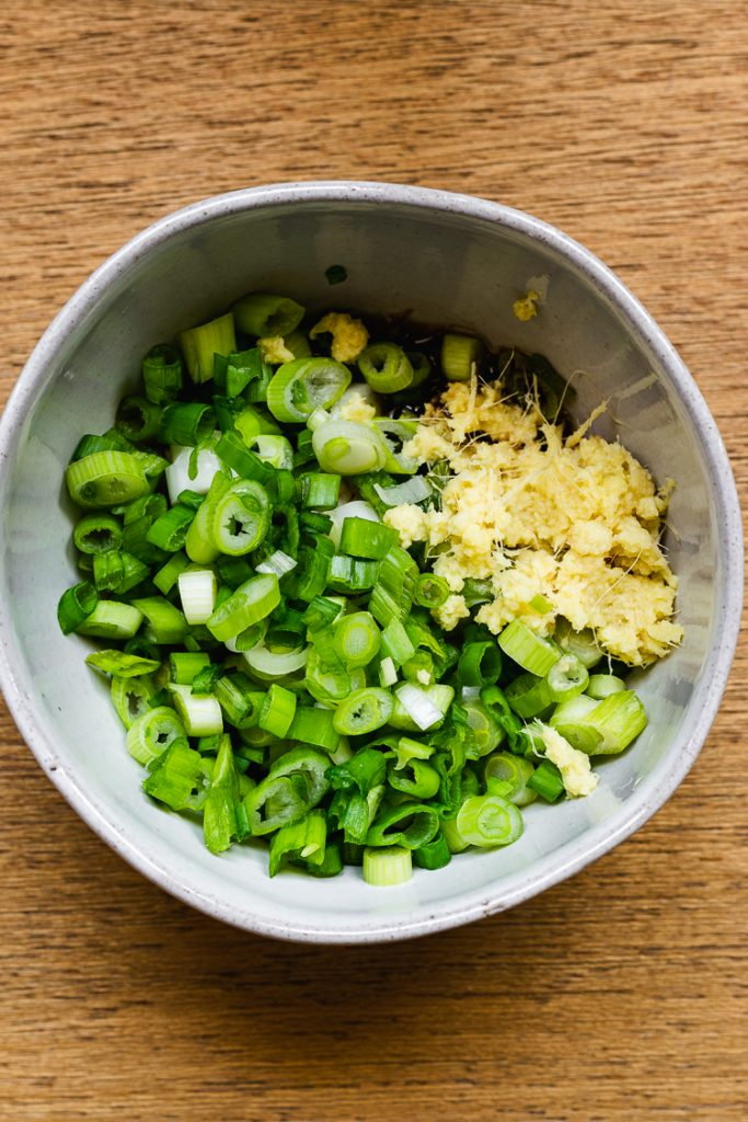 green onion dressing ingredients